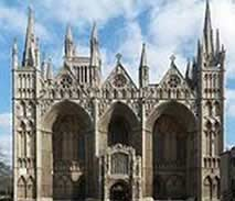 photo of Peterborough Cathedral