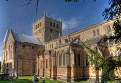 photo of Southwell Cathedral