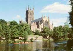 photo of Worcester Cathedral